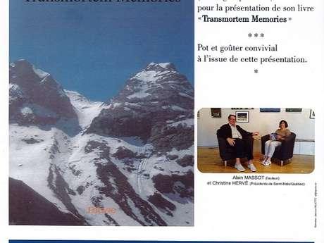 Rencontre-dédicace avec Alain Massot