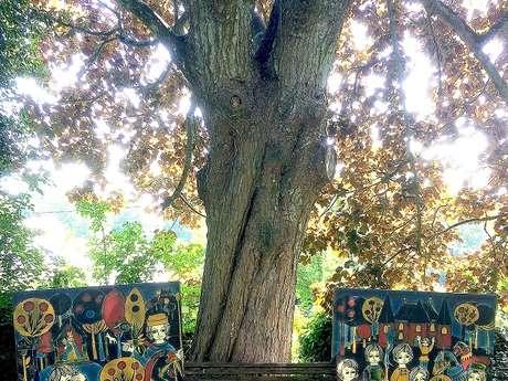 Rendez-vous au jardin de Dodik