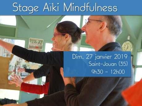 Stage Aïki Mindfulness