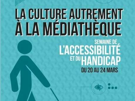 Semaine de l'accessibilité et du handicap : Le jardin dans tous les sens