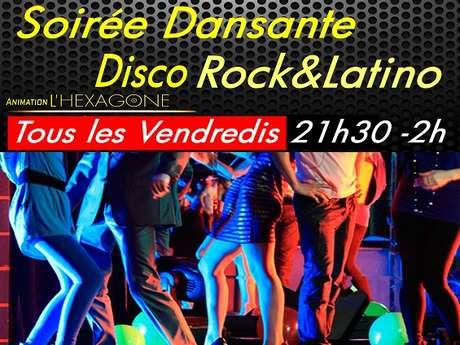 Soirée Disco Rock Latino