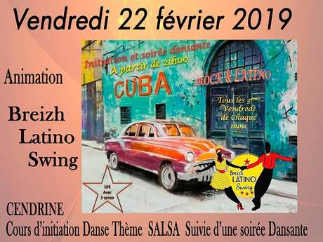 Soirée Breizh Latino Swing