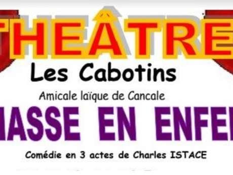 """""""Chasse en Enfer"""" par les Cabotins"""