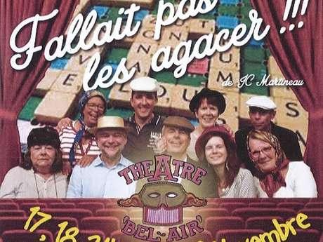 """Théâtre """"L'Auberge du Caramel"""" par la troupe de Bel-Air - Copie"""