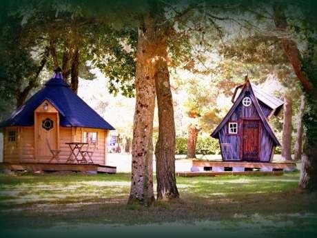 Camping de Brocéliande - Insolites