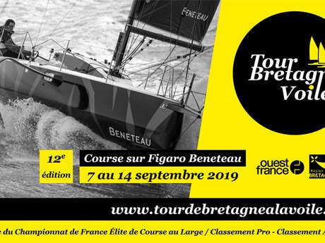 Tour de Bretagne à la voile