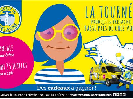 Tournée estivale Produit en Bretagne - Copie