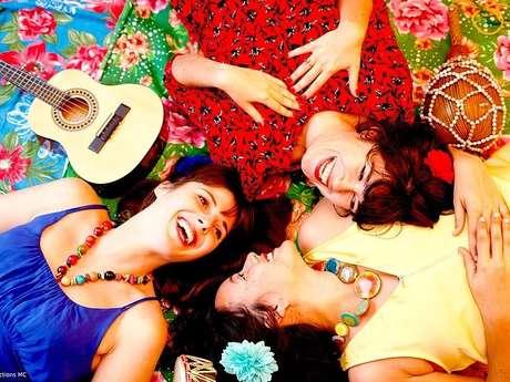 Les Apéros d'Cancale : Trio Bacana