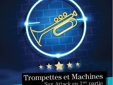 Les auditions hors les murs - Trompettes et Machines