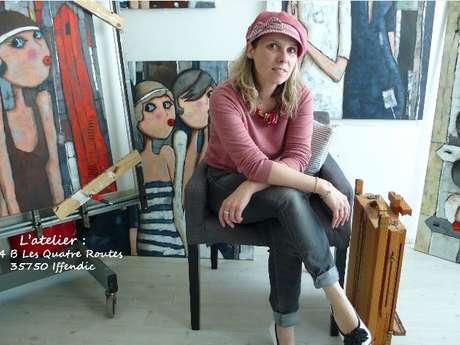 Virginie Matz - artiste peintre