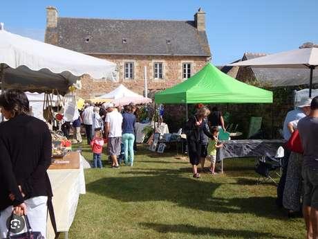Marché Artisanat et Nature de Saint-Jean-Brévelay