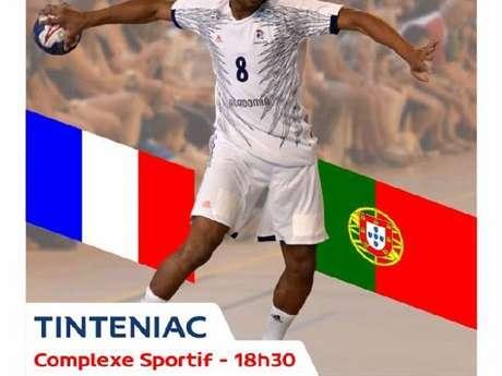Match de Gala U19M France - Portugal
