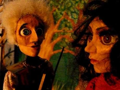 Spectacle de marionnettes - Nicolette et Aucassin