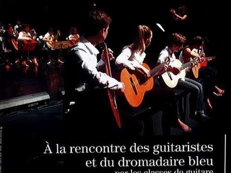 Auditions hors les murs : à la rencontre des guitaristes - Annulé