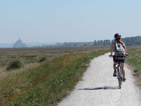 Tour de Saint-Malo à vélo - Etape 1: Saint-Malo/Roz-sur-Couesnon