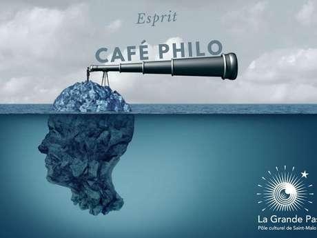 Esprit Café Philo - Annulé