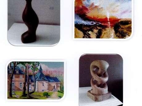 Sculpture et Peinture