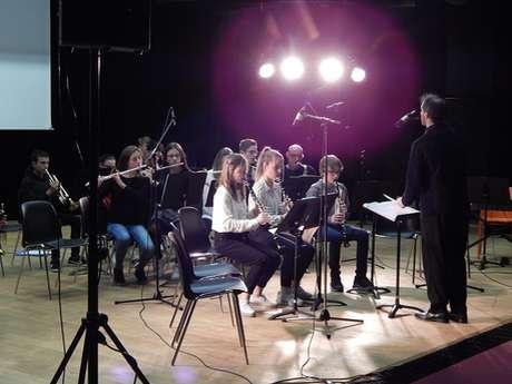 Arth Maël : Concert d'hiver de l'école de musique