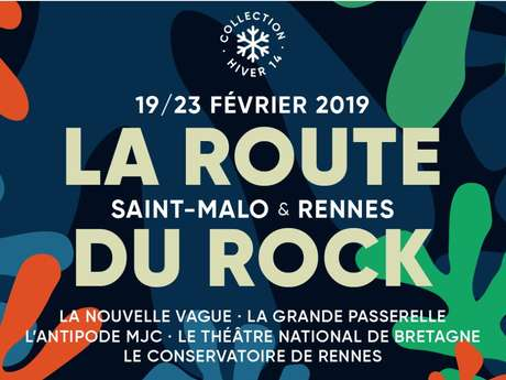 Festival La Route du Rock - Collection hiver