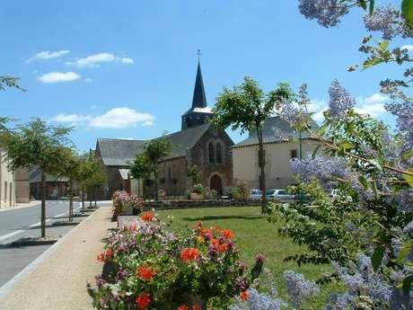 Eglise de Saint Onen la Chapelle