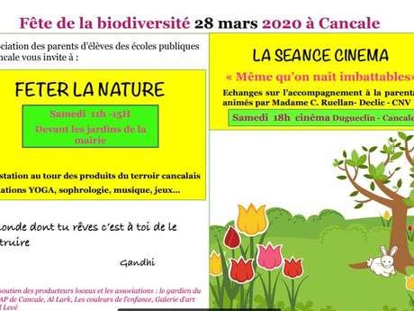 Fête de la biodiversité - Annulée