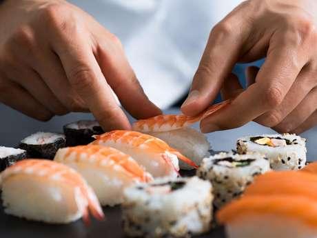 Sabaï Sushi et Thaï