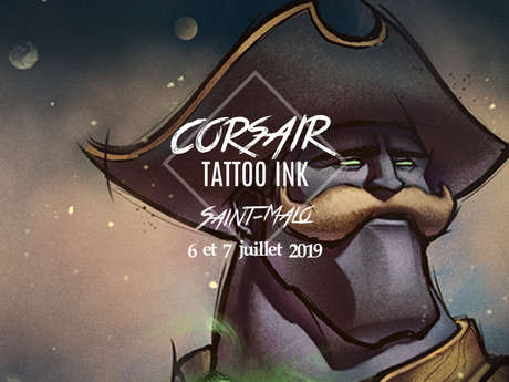 Corsair Tattoo Ink