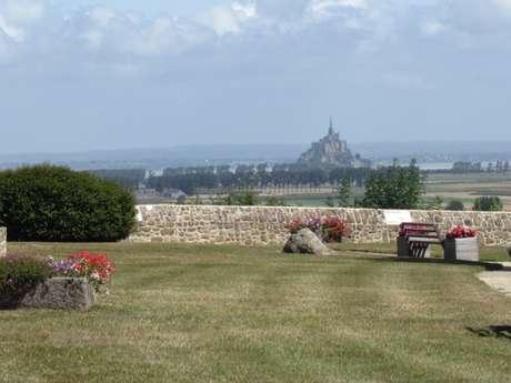 Tour du pays de Saint-Malo à vélo Etape 2: Roz-sur-Couesnon/ Bazouges-la-Pérouse