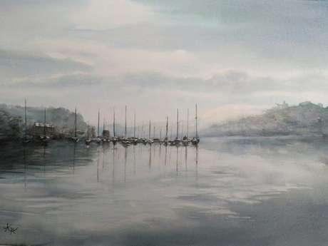 Anne Hamelin Artiste peintre