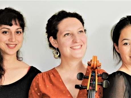 « L'odyssée de Jean Cras » concert trio à cordes