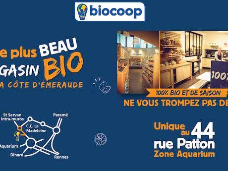 Biocoop Saint-Malo Aquarium