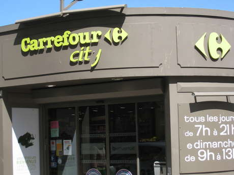 Carrefour City - Saint-Servan