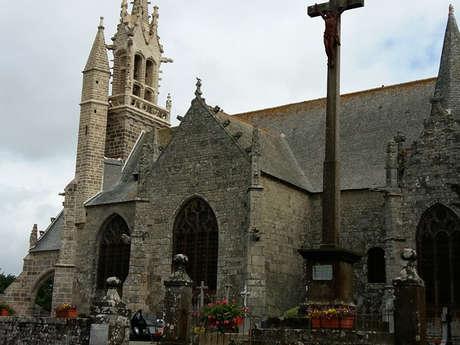 Eglise Saint-Ouen des Iffs