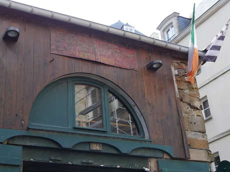 Irish Pub le Saint Patrick