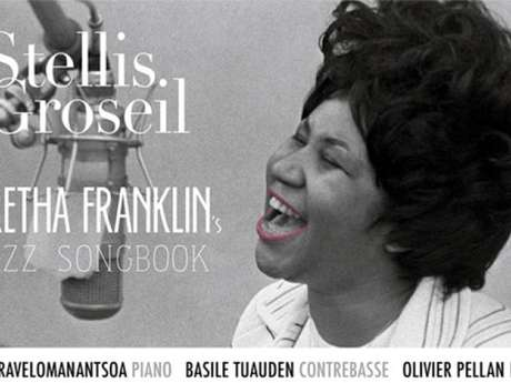 Aretha's Jazz Song Book