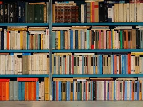 Bibliothèque La Vague des Mots