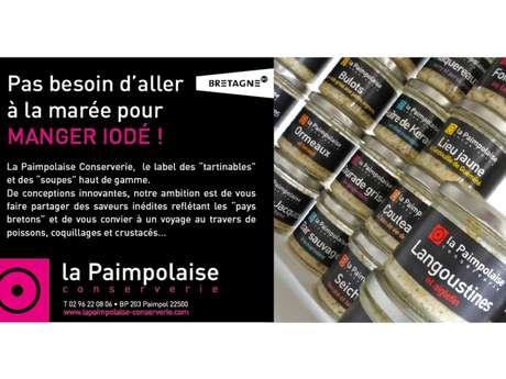 Breizh Cooking - Conserverie La Paimpolaise