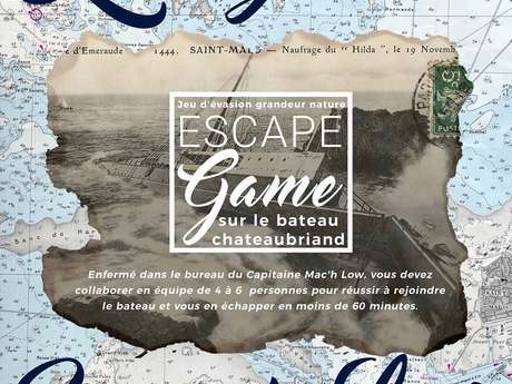 Émeraude Escape Game