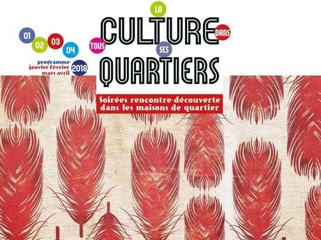 La Culture dans tous ses Quartiers : Molière en récit