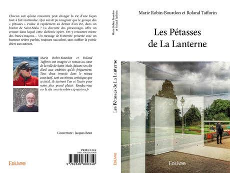 Dédicace avec Marie Robin-Bourdon et Roland Tafforin - Copie