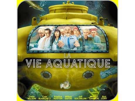 """La Guinguette Ciné """"La Vie Aquatique"""""""