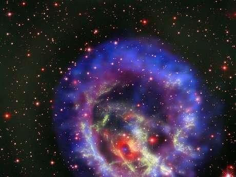 Des poussières interstellaires aux particules atmosphériques - Annulé