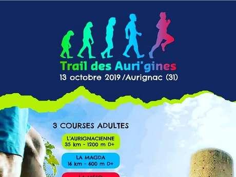 TRAIL DES AUR'IGINES