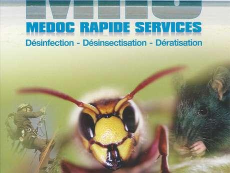 MRS sas « Médoc Rapide Services »