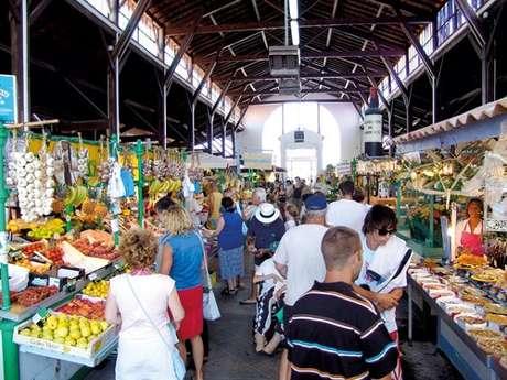 Marché de Soulac-sur-Mer