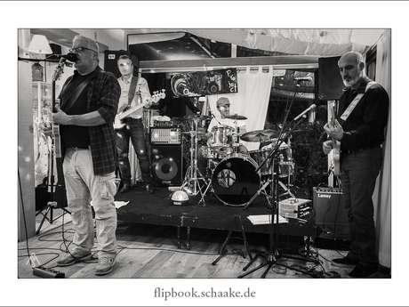 Concert d'Ocean Blues Project