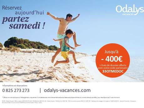 Odalys Vacances - Résidence Le Petit Pont
