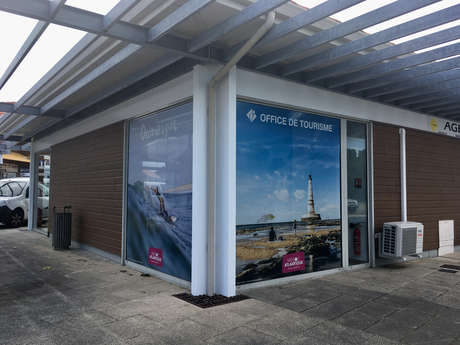 Nos offices de tourisme m doc atlantique de cordouan lacanau - Carcans maubuisson office de tourisme ...