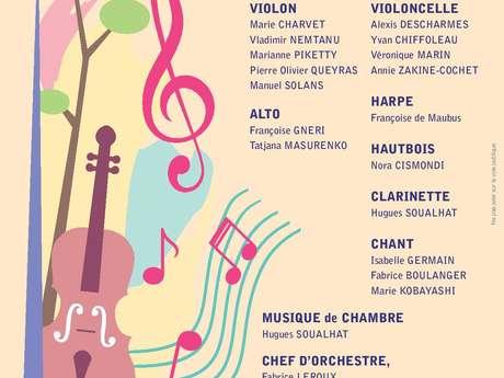 21. Internationale Musikakademie Hourtin Médoc