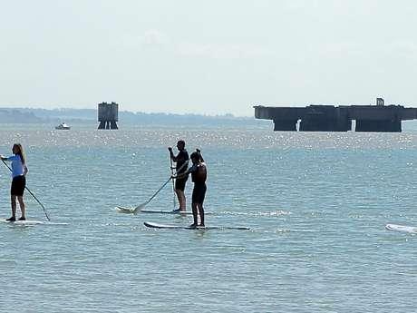 Cercle Nautique du Verdon - Stand up paddle